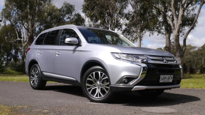 2015 Mitsubishi Outlander XLS 4x4 Review - Ripe For Family Duties