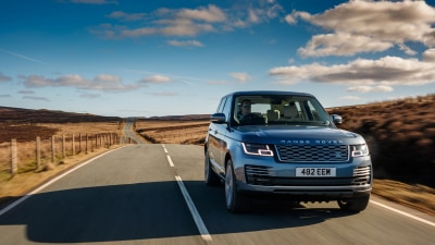 2018 Range Rover PHEV new car review