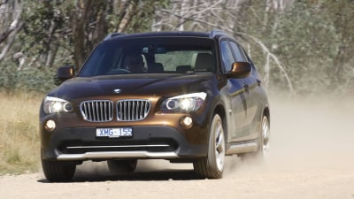 BMW X1 xDrive23d Review