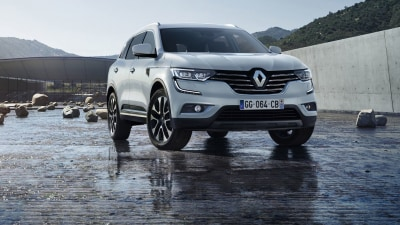 Australia-First Debut For New Renault Koleos - $29,990 Price Confirmed