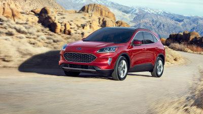 Ford reveals all-new Escape