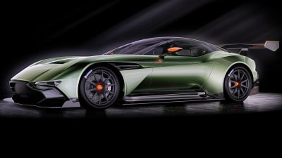 Aston Martin, Red Bull: Is There A Supercar Marriage Coming?
