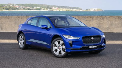 Jaguar I-PACE EV400 2019 Wagon Review