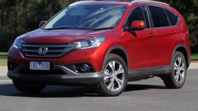 2014 Honda CR-V Review: DTi-L Diesel
