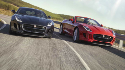 2015 Jaguar F-Type Coupe, Convertible Price And Features For Australia