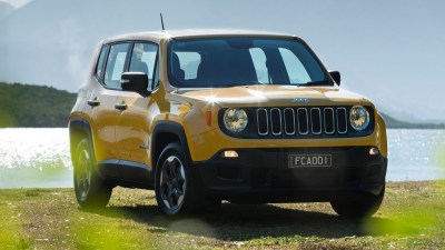 Jeep Renegade - Free Servicing And Drive-Away Pricing For October