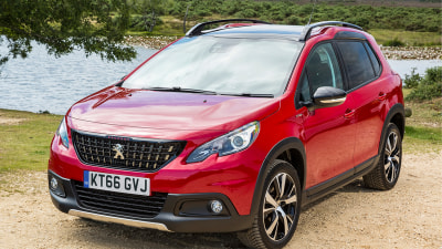 Updated Peugeot 2008 Unveiled