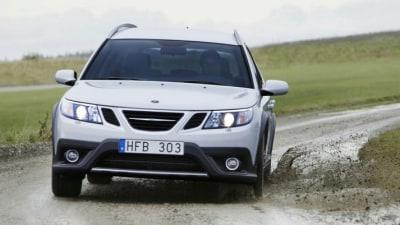 2011 Saab 9-3X On Sale In Australia