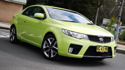 Kia Cerato Koup Long Term Review: Part 2