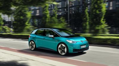 Volkswagen prepping ID.3 hot hatch - report