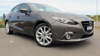 2014 Mazda3 SP25 GT Automatic Review