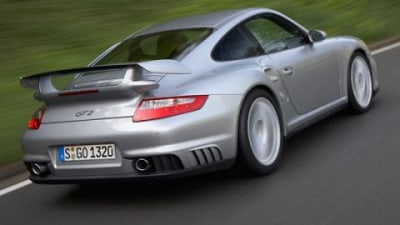 New Porsche GT2 clocks Nurburgring at 7:32