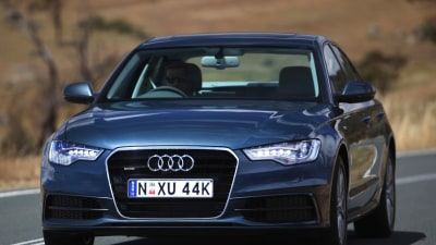 2014 Audi A6: Price And Features For Upgraded Luxury Range