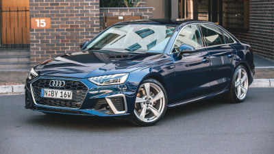2020 Audi A4 35 TFSI review