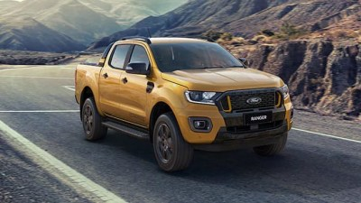 2021 Ford Ranger and Everest updates revealed in Thailand
