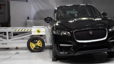 5-Star ANCAP Safety For Jaguar F-Pace