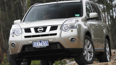 2011 Nissan X-Trail Launched In Australia