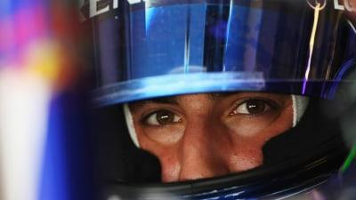 F1: Red Bull Seat 'Unlikely' Admits Ricciardo, Buemi Relieved