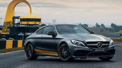 2016 Mercedes-AMG C63 S Coupe Track REVIEW | Another AMG Monster Awakens