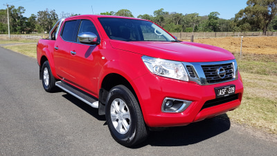 Nissan Navara ST 4x4 Series 3 review