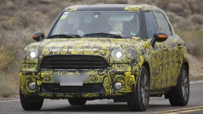 MINI Crossover Debut Moved Back To 2010