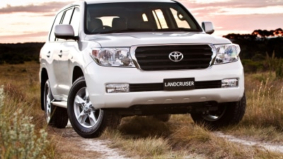 Toyota LandCruiser Altitude Special Edition On Sale In Australia
