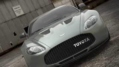 Aston Martin Powered By Toyota: Report