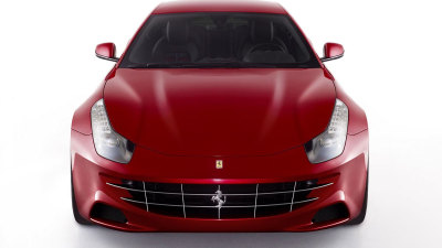 Ferrari FF Brings All-Wheel-Drive To Maranello