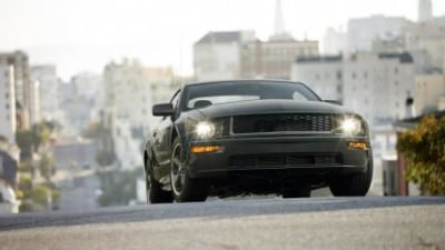 2008 Mustang Bullitt gallery and video