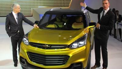 Holden's Adra SUV Concept Revealed