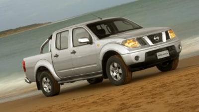 Nissan Navara D40 airbag fault results in low Euro NCAP score