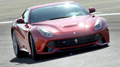 Ferrari F12 Australian Deliveries To Begin Mid-2013