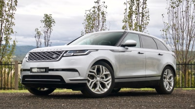 2018 Range Rover Velar D240 SE New Car Review