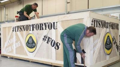 Lotus 3-Eleven Teased: 890kg, 313kW V6 Track Star Set For Frankfurt