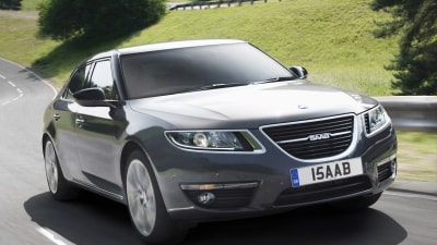 2011 Saab 9-5 Launched In Australia