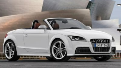 Audi TT-S official Detroit Motor Show preview