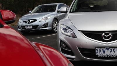 2010 Mazda6 Range Launched In Australia