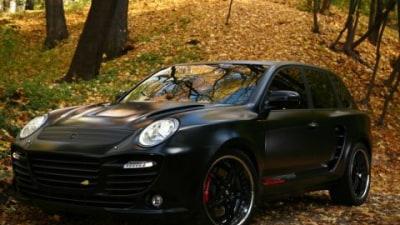 9ff Showcases Insane Cayenne Vantage GTR