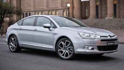Citroen C5 To Exit Australian Market - The End Of Hydro-Pneumatic Suspension