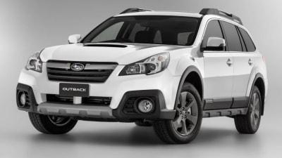 2015 Subaru Outback Bound For New York Auto Show: Report