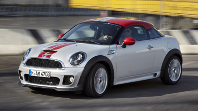 2012 MINI Coupe Heading To Frankfurt