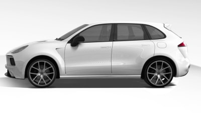 Eterniti Hemera Revealed As Reskinned Porsche Cayenne