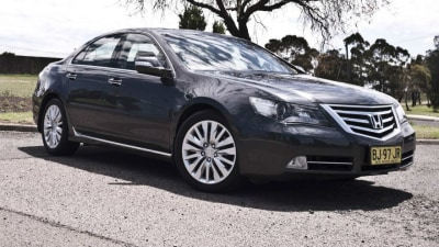 Honda Legend Joins Takata Airbag Recall List For Australia | Also More Civic And Jazz Models