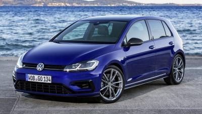 Volkswagen confirms Golf R Special Edition