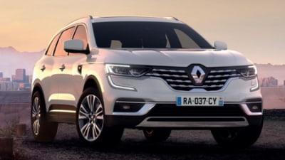 2020 Renault Koleos facelift unveiled