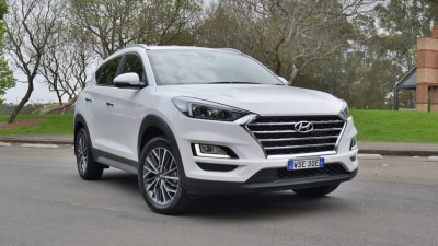 Hyundai Tucson Elite 2.0D 2018 new car review