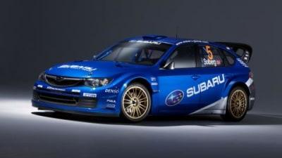 Subaru reveals WRC-spec Impreza ahead of Acropolis Rally debut