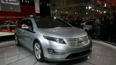 Chevrolet Volt On Track For 2010 Production