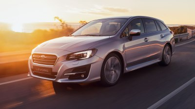 2019 Subaru Levorg gets 2.0L atmo four in the UK