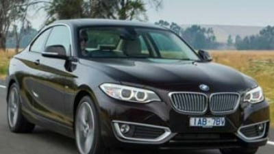 BMW 220d Coupe new car review